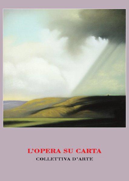 L'OPERA SU CARTA - Collettiva d'arte
